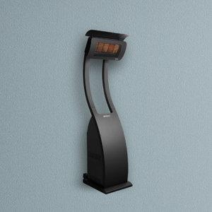 Tungsten Smart-Heat™ Gas Portable