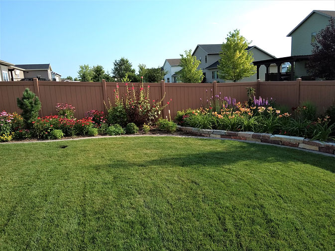 Landscape design in Fargo ND