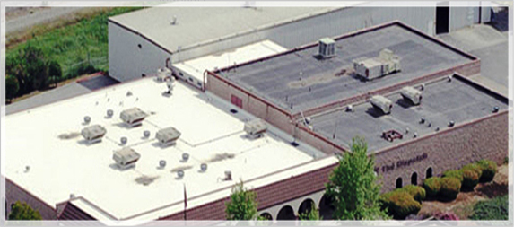 dfw roof repair for flat roofs
