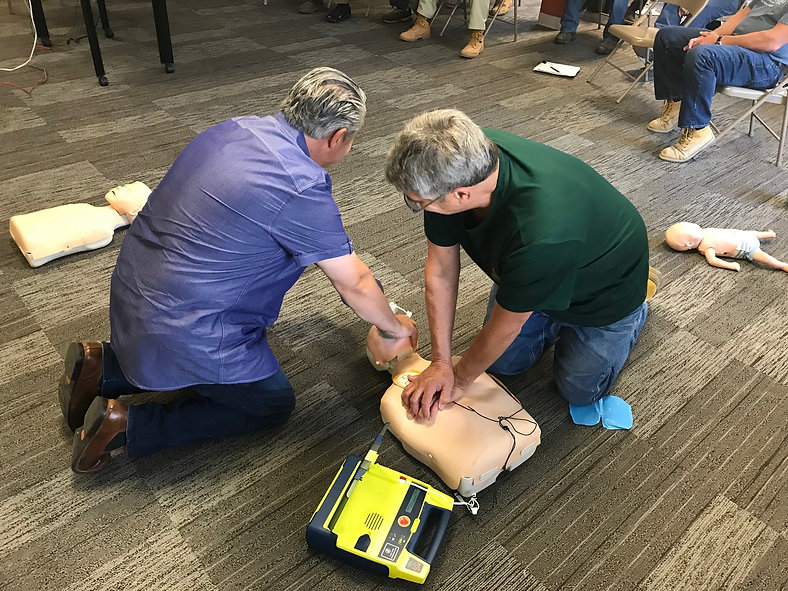 cpr classes in PA - first aid certification training bucks county pa