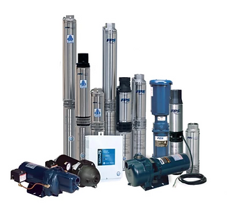 water pressure system and pump installation