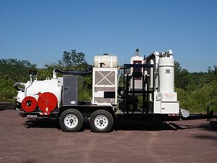 vacuum excavation truck - TUT2001