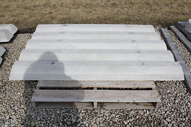 heavy duty concrete parking stops iowa