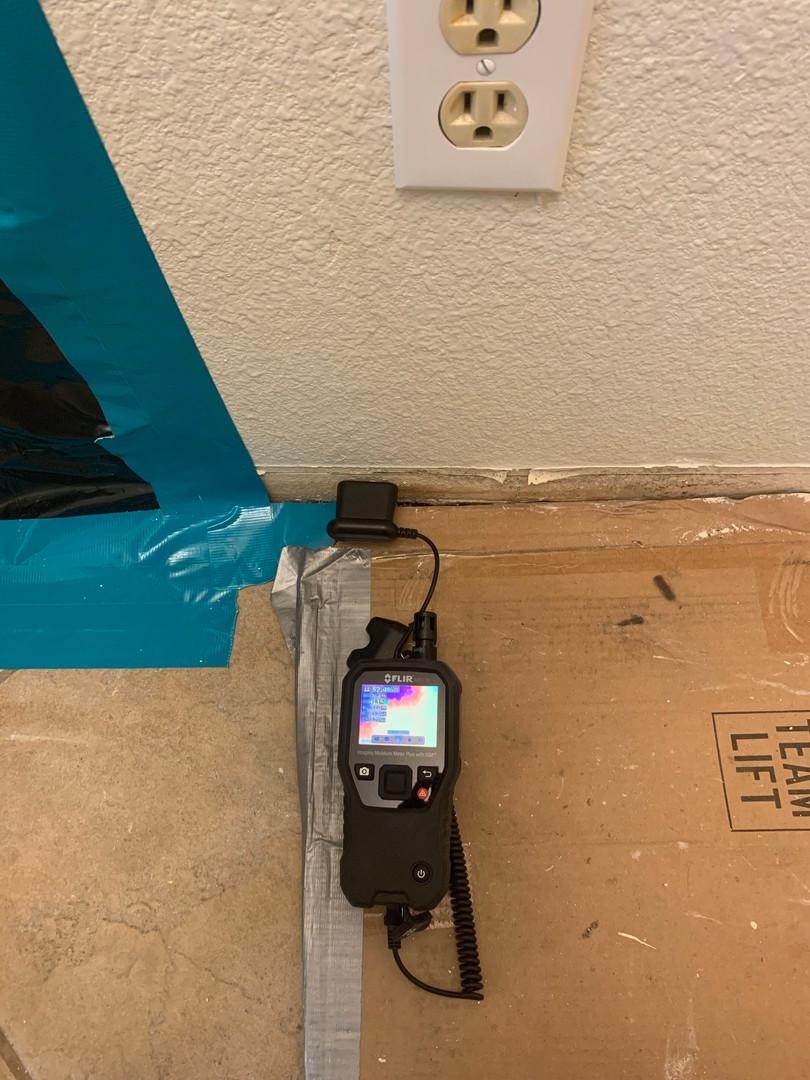 dallas home air quality testing