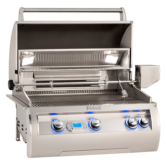 Echelon E660i Built-In Grill With Digital Thermometer
