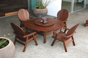 Fanback Dining Chairs