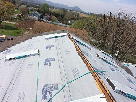 hazelton roofing company
