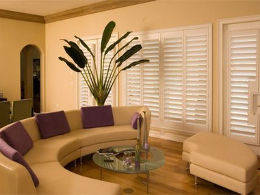 stores that sell window blinds, indoor window shutters