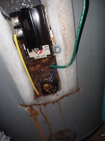 heating contractor easton