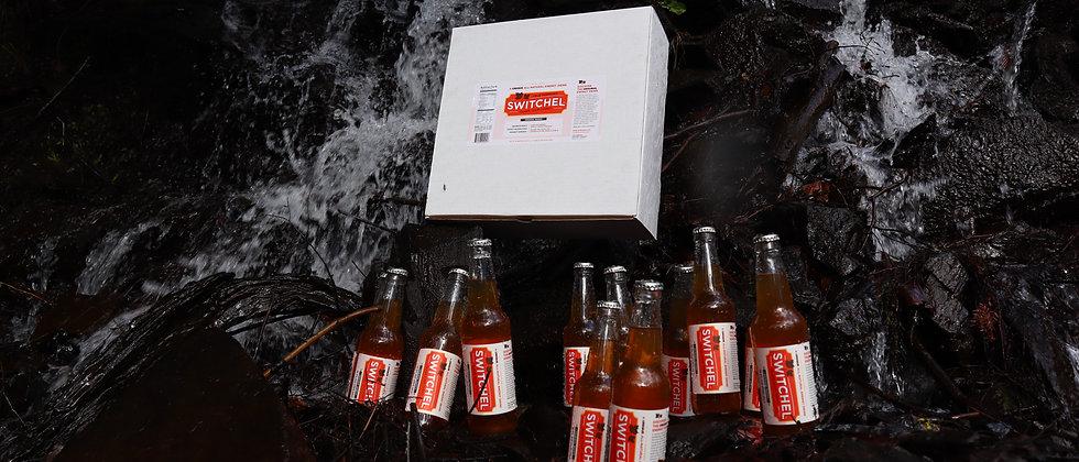 Switchel 12-Pack 12oz Bottles