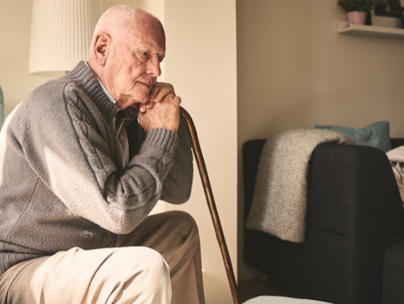 Increased Isolation Makes It Difficult to Identify Neglected Older Americans