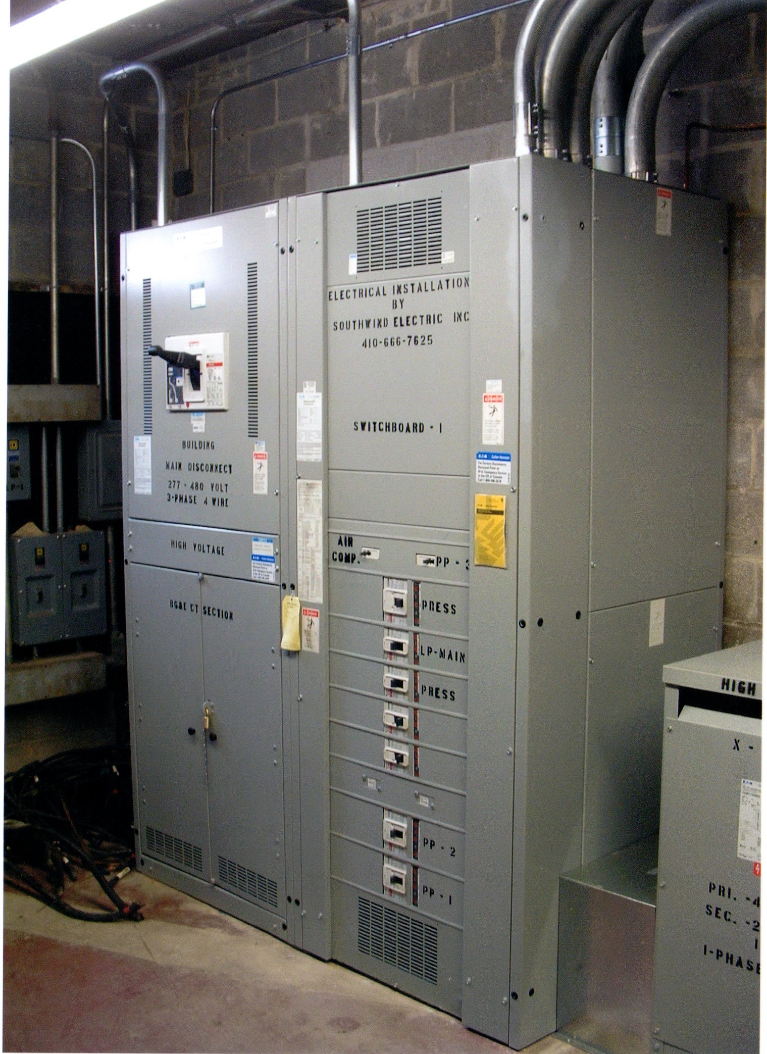 circuit breaker companies baltimore