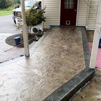 walkway resurfacing