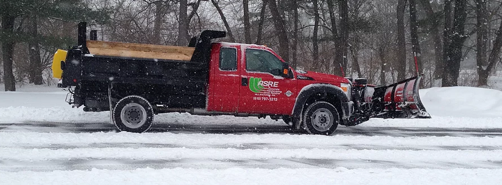 professional snow removal lehigh valley
