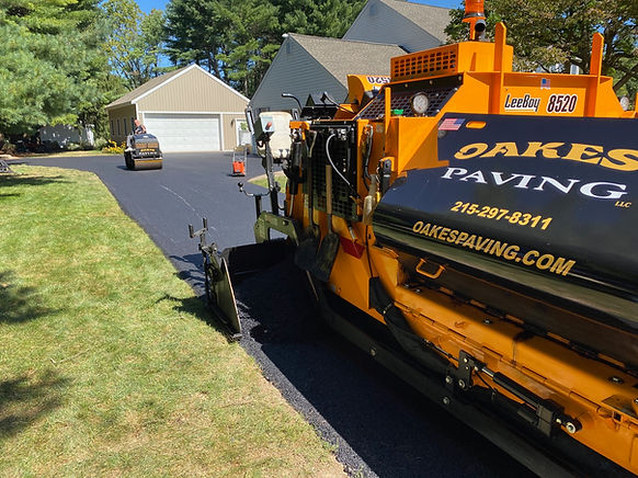 Asphalt Driveway Paving Contractor in Doylestown, PA