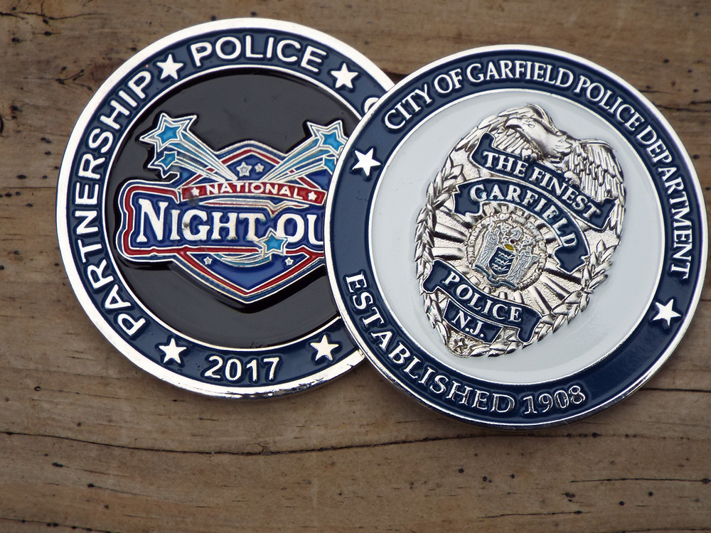 Sold by department to fund NNO activities