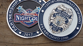 Challenge Coins Today and Origin Story #1