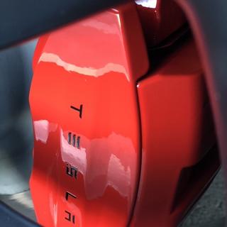 Custom Caliper Color Change