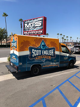 mikes tint shop commercial vehicle wraps