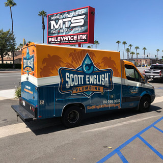 Fleet Commercial Wrap