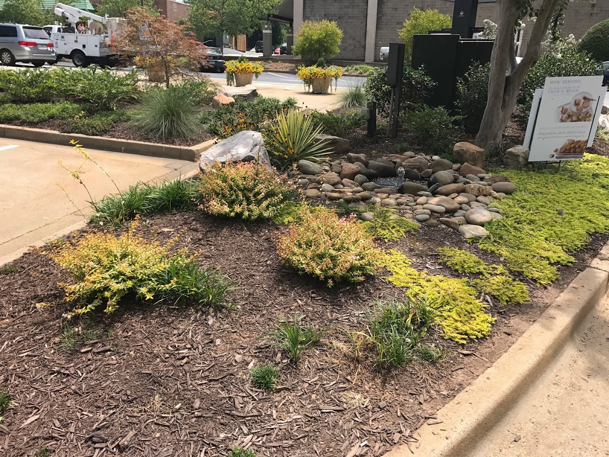 commercial landscapers atlanta