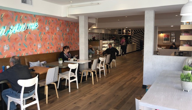 cafe and restaurant building company