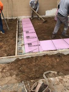 patio installation contractors