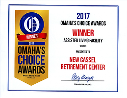 award winning retirement home omaha