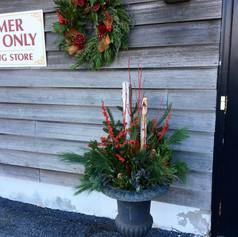 festive container garden for sale lancaster