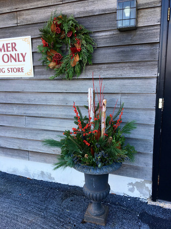 festive container garden for sale lancaster