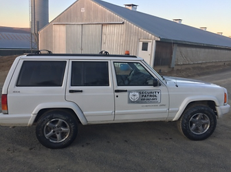 security vehicle services