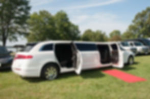 limousine services hourly rentals