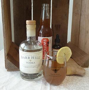 Switchel cocktail recipes