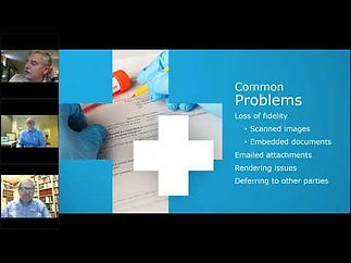 #1 Content From Multiple Clinical Sources - The Pitfalls and Solutions to Consistent Documents and Content Copy Copy Copy Copy