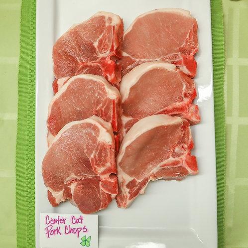 Center Cut Pork Chops
