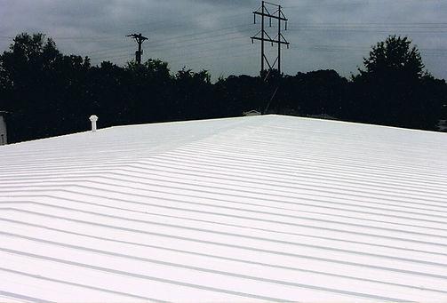 Metal Roof coating in South Dakota