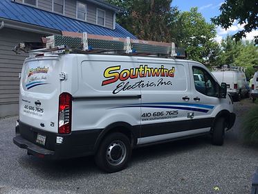 southwind electrical contractors baltimore