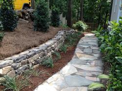 walkway paver installation atlanta