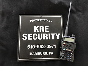 armed security guard company services near reading pa