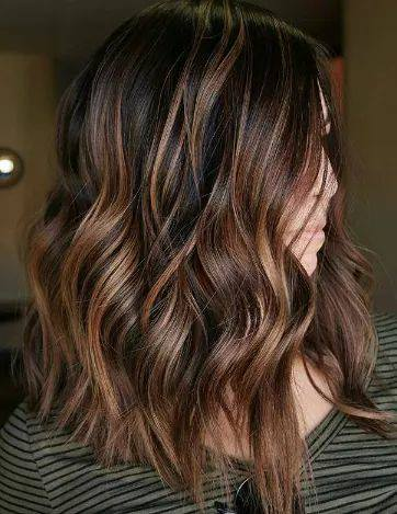 hair highlights for women