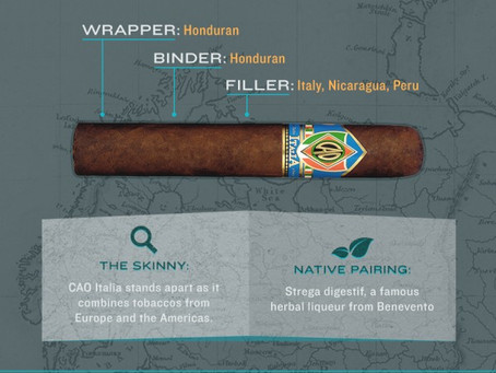 CAO Cigars - Thinking Outside the Box