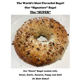 mr bagel menus