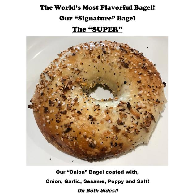 mr bagel menus
