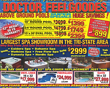 Dr Feelgoodes New Years 5 Hour Sale  121
