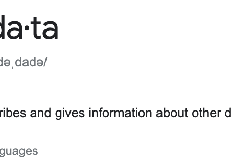 The Scoop on Metadata for SEO