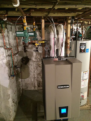 commercial heating services easton