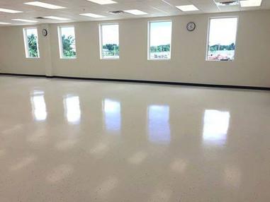 indoor epoxy coating services