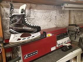 hockey skate repair and skate sharpening near white plains, ny