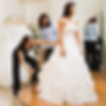 wedding dress alterations bethlehem