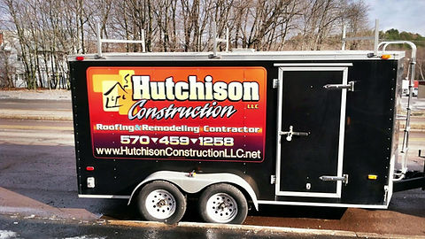pa contracting - hutchison construction, specializing in roofing in pa